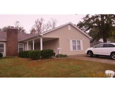 For Rent Single family house in Virginia Beach