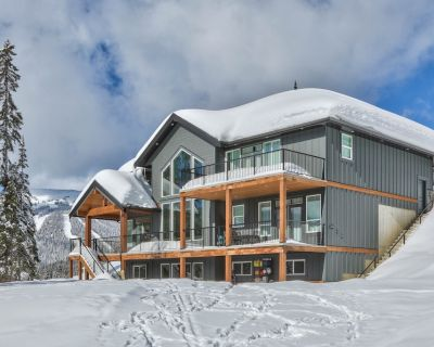 Lookout Ridge Chalet, A Modern 3,300 sq./ft. European Inspired Family Chalet - Sun Peaks