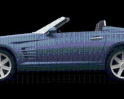 2007 Chrysler Crossfire Limited Roadster