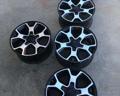California - 2021 Rubicon Wheels x5