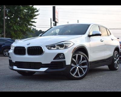 2018 BMW X2 sDrive28i 4D SAV