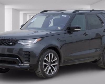 2021 Land Rover Discovery S R-Dynamic