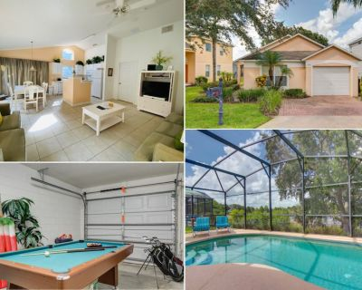 Gated Community - Private Pool - Lake View - WiFi - Southern Dunes - Haines City