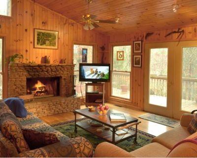 Exceptional Cabin in a Breath-taking Setting - Dahlonega