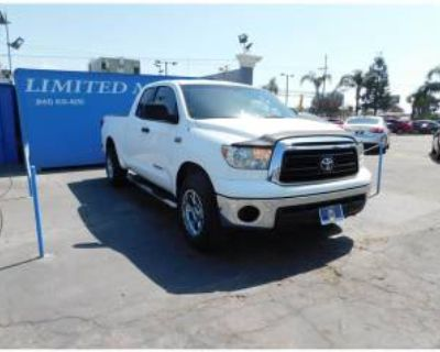 2010 Toyota Tundra Double Cab 6.5' Bed 5.7L V8 RWD