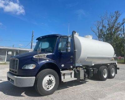 2012 FREIGHTLINER BUSINESS CLASS M2 112 Sewer Rodder, Septic Trucks Heavy Duty