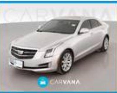 2018 Cadillac ATS Silver, 26K miles