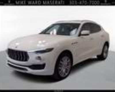 2021 Maserati Levante S GranLusso GranLusso