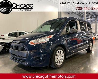 Used 2014 Ford Transit Connect Wagon XLT w/Rear Liftgate LWB