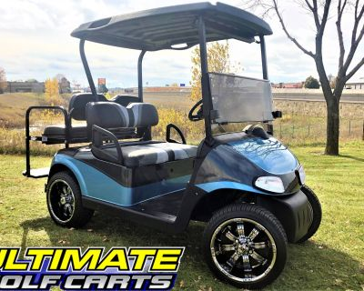 2013 E-Z-GO RXV Electric Golf Carts Rogers, MN
