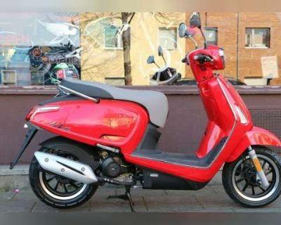 2020 Kymco LIKE 50i Moped Osseo, MN