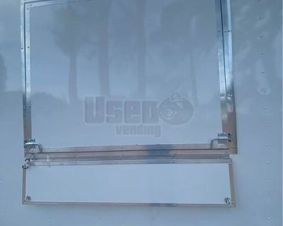 8.5' x 16' Basic Concession Trailer / Ready to Transform Mobile Vending Unit