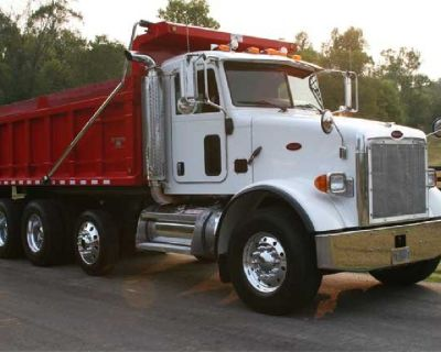 Our company can handle all of your dump truck financing needs