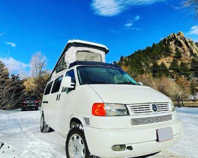 2001VW Eurovan Camper EV117A Rebuilt Transmission