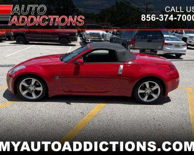 Used 2006 Nissan 350Z Enthusiast Roadster