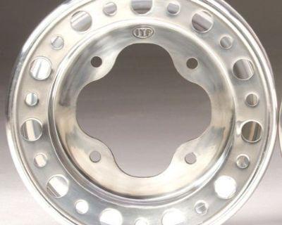 2 - Itp Baja 9x9 Rear Rims Wheels Suzuki Ltz400 03-14