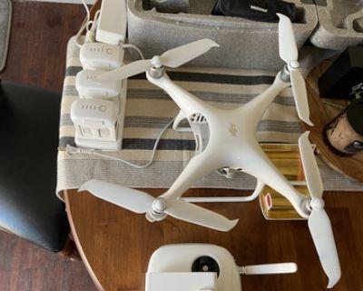 DJI Phantom Pro 4 Drone
