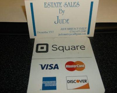 ESTATE SALE BY JUDE