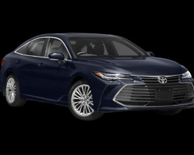 New 2021 Toyota Avalon Limited FWD 4D Sedan