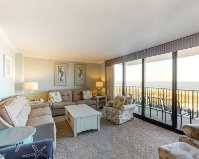 Sea Colony Ocean 4th floor condo w/ gym, elevator, and tennis court - Bethany Beach