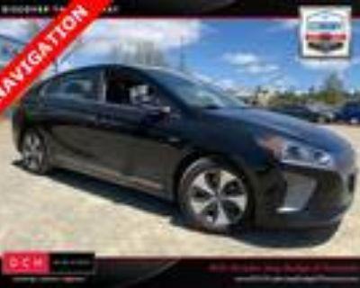 2018 Hyundai Ioniq EV Limited