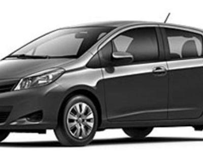 Used 2013 Toyota Yaris