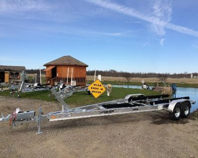 2022 LOAD RITE TRAILERS 5S-AC26T8400102LTB2