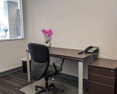 Private Office for 2 at Lake Walnut Pasadena