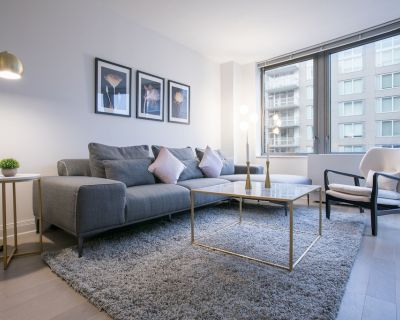 Gorgeous Midtown 2 BED w/ W/D, Gym, Rooftop #6117 - Kips Bay