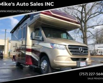 """2019 Mercedes-Benz Sprinter Chassis Cabs 4500 170"""""""