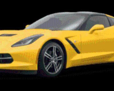 2017 Chevrolet Corvette Stingray 1LT Coupe