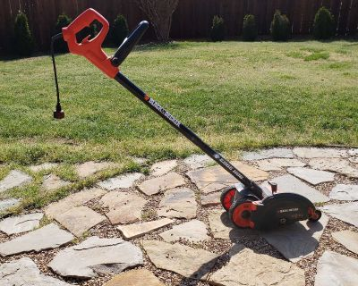 Edger Black and Decker Electric Edge Hog