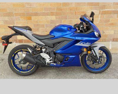 2020 Yamaha YZF-R3 Supersport San Antonio, TX
