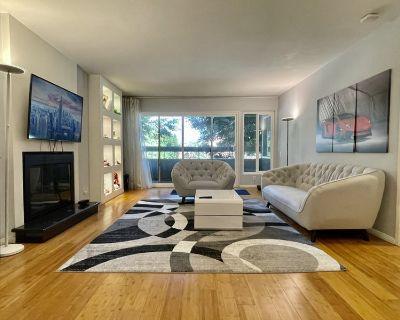 Furnished Master Bedroom with Ensuite Bath