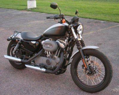 2008 Harley Davidson Sportster 1200 Nightster