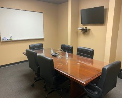 Conference Room - Located near downtown, Houston, TX