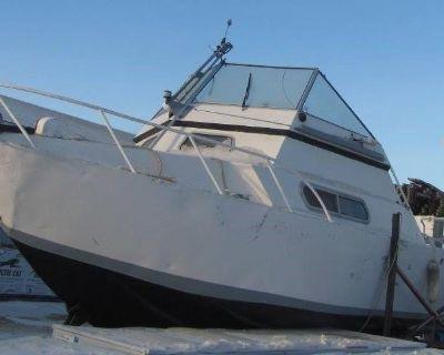 1980 Commercial Aluminum Work Boat