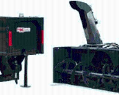 Meteor Loader-Mounted Hydraulic Series