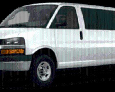 2010 Chevrolet Express Passenger LT