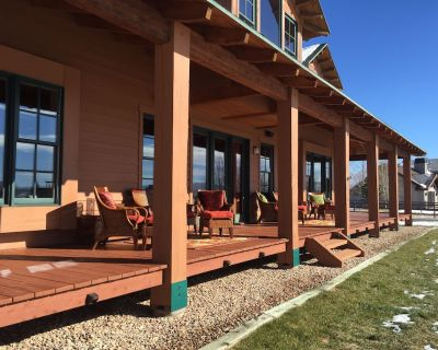 Ski House with fire pit, hot tub - North Snyderville Basin