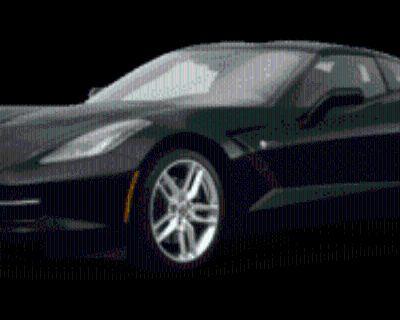 2014 Chevrolet Corvette Stingray Z51 with 3LT Coupe