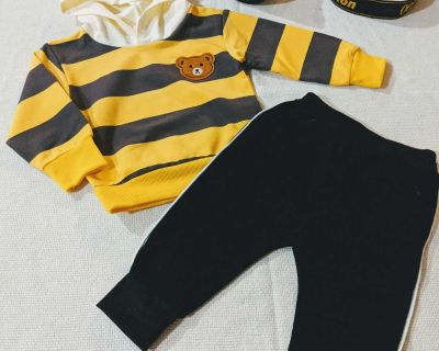 2-piece baby boy outfit