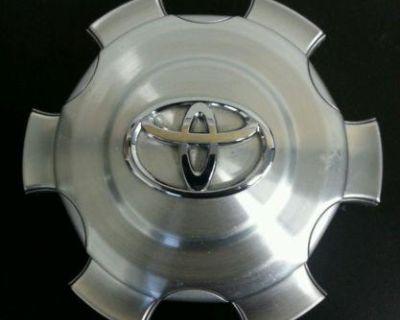Toyota Fj Cruiser Wheel Center Cap Machined Finish 2938