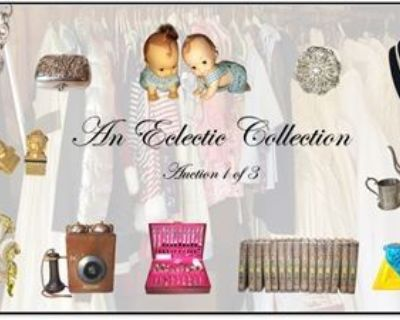 Kennesaw (GA) Single Owner Sale: 1 of 3 Eclectic Collections...More Added Daily!