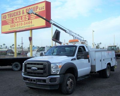 2014 Ford F550 *4x4* Mechanics Truck