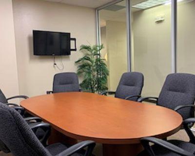Training Room for 12 at Office Alternatives Westside