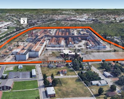 Industrial Rail & Crane Served Investment Property