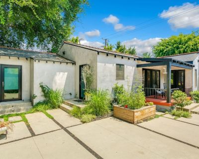 Bright Modern Artistic Home - Cls To Hiking, Rose Bowl & Old Town Pasadena! - North Arroyo