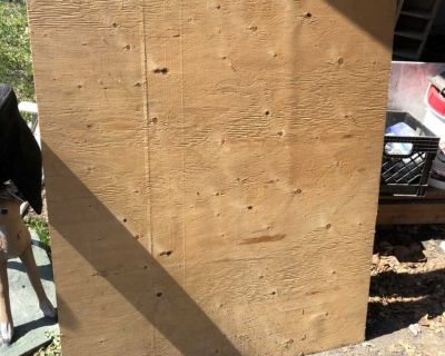5/8 thick plywood