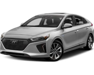 Pre-Owned 2019 Hyundai Ioniq Hybrid SEL FWD Hatchback